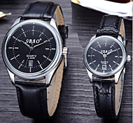 WomanAnd Men  Couples Fashion Wrist Watch