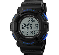 SKMEI® Multi-Functional Digital Sports Watch Pedometer / Chronograph / Alarm / Water Resistant Cool Watch Unique Watch