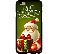 Christmas Gift Pattern PC Hard Case for iPhone 6/6S