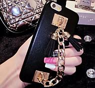 lady®elegant / роскошный телефон случае для iPhone 6 плюс / 6с плюс 5,5 дюйма (), украшенный кожей, более доступные цвета