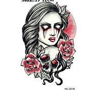 Tatuaggi adesivi - Serie fiori / Serie totem / Altro - Brand New - Da donna / Da uomo / Adulto / Teen - 1 - Modello - di Carta -