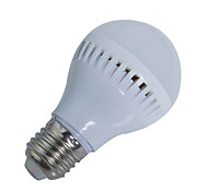 5W E27 450LM 18xsmd2835 fresco caliente de los bulbos / blanca LED bombillas de globo (220)