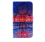 LG G3 PU Leather Full Body Cases / Cases with Stand Graphic case cover