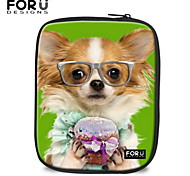 "For U Designs 10""Cute Dog Laptop Sleeve Case for Ipad"