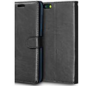pu couro + TPU tampa traseira carteira caso do caso da aleta quadro foto da capa para 4x Huawei honra