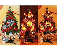 60cm Deluxe Mini Christmas Tree with Lights