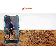 Full Body Rugged Water Resistant Dirt Shockproof Drop  Metal Three Anti-Cell Phone Shell for iPhone 6S Plus