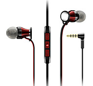 Newest Original HiFi In-ear earphone Noise Isolation Bass stereo Sport fashion Headset Remote & Mic for Iphone 6 / 6Plus