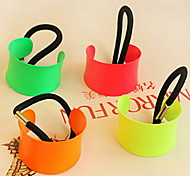 Women's Lovely Candy Color Paint Hair Tie Hairbands