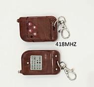 2pcs Universal Garage Door Cloning Remote Control Key 418mhz Gate Copy Code New