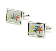 Games To Commemorate Men's Cufflinks