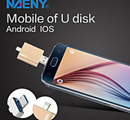 Naeny® 32GB iOS U-Disk Lighting Data USB Flash Driver for iPhone/iPad/iPod/Mac/PC/OTG Android Devices