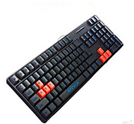 For only Desktop Computers Wired Keyboard Single Game Keyboard