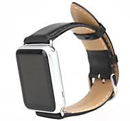 cinturino in vera pelle di lusso per l'orologio di Apple 38/42 millimetri senza connettore della scheda di banda