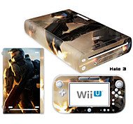Custodia adesiva - For Wii U Console & GamePad - # - di PVC / Gomma - Wii U / Nintendo Wii U - Audio e video - Novità