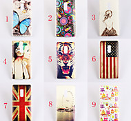 For OnePlus Case Pattern Case Back Cover Case Cartoon Soft TPU One Plus