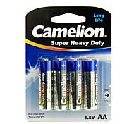 Camelion súper resistente aa baterías de pilas tamaño (4pcs)
