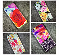 MAYCARI® Sea of Flowers Transparent Soft TPU Back Case for iPhone 6/iphone 6S(Assorted Color)