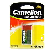 Camelion Plus Alkaline Primary Batteries Size 9V (1pcs)