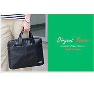 "15.4""Universal ""Single Shoulder Laptop Bag Briefcase File Package Leisure Bag for MacBook"