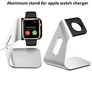 metal de alta qualidade maçã carregador relógio ficar com caixa de varejo para iWatch 38 milímetros / 42 mm 3colors