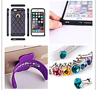 PC Armour Drop Resistance Mobile phone Case for iPhone6s/6 Assorted Color