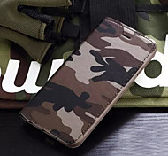 Fashion Camouflage Phone Case for iPhone 6S/6 Plus