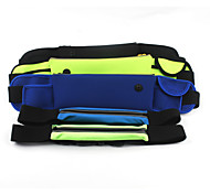 NLFIND® Lycra Running Multiple Bags Cell Phone Pocket Wallet Cycling Bicycle Bag-For Iphone6 - Free Size