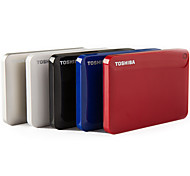 Toshiba USB3.0 1T 2.5-inch Ultrathin Portable External Hard Drive(Random colour)