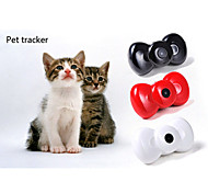 Mini Bow Tie MMS Video Locator GSM/GPRS Real Time Tracker for Pets Dogs Cats GPS Tracker