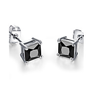 ailaicity®AAA Zirconium Platinum Earrings
