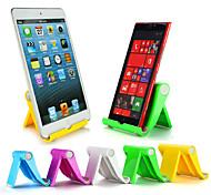 suporte dobrável e suporte para iPhone, iPad e outros celulares