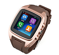 "Smart Watch X02 Android 4.4 with MTK6572 Dual Core 4G ROM 1.54"" Capacitive Touch Screen 3MP Camera 3G GPS"