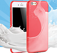 Solid Color TPU Candy Color Soft Cases for iPhone 4/4S (Assorted Colors)