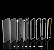 LUPHIE Ultra Thin Aluminium Metal Frame Bumper Case Cover For Samsung Galaxy A8