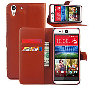 The Embossed Card Turned Around Protective Sleeve For HTC Desire Support Eye Mobile Phone