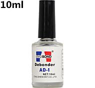 1PCS  Nail Art Variscan False Eyelashes False Nail Dispergation Agent Glue Wash Glue