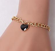Eruner®Golden Double Chain Bracelet(Random Color)