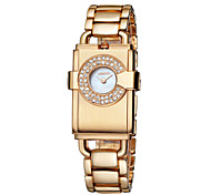 Weiqin® Unique Camera Design Dial Luxury Gold Women's Bracelet Watches