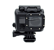 Ourspop GP28B Waterproof Case with Bracket for Gopro Hero 4/3+/3 Camera