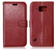 pu leer + TPU achterkant portemonnee geval klepje fotolijst case voor Samsung Galaxy s6 actief / S5 mini / S4 mini / s3 mini