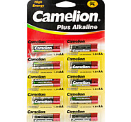 Camelion Plus Alkaline Primary Batteries Size AA (10pcs)