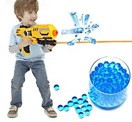 4000pcs Soft Crystal Water Paintball Bullet Gun Toy Nerf Bibulous Water Gun Accessories