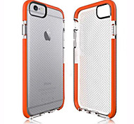 Mesh Drop Protective Impact Soft TPU Tech 21 Shell Case for iPhone 6s 6 Plus