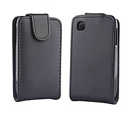 For LG Case Magnetic Case Full Body Case Solid Color Hard PU Leather LG