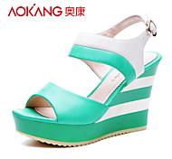 Aokang® Women's PU Sandals - 132823226