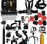 Gopro Accessories Gopro Case/Bags / Dive Filter / Adhesive Mounts / Straps / Accessory Kit / Mount/Holder Waterproof / Floating, For-