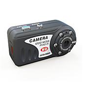 t8000 infravermelho mini-8pin 1080 30fps gravador DVR câmera filmadora visão * 720p hd usb noite dv
