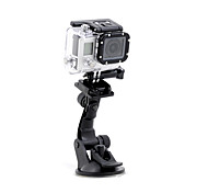 GoPro Accessories Car Suction Cup Mount for GoPro Hero 4/3+/3