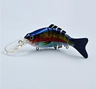 Hot 12 CM 14.5 Gram Floating Segmented Swim Bait Life Like Fishing Lures for Fishing
